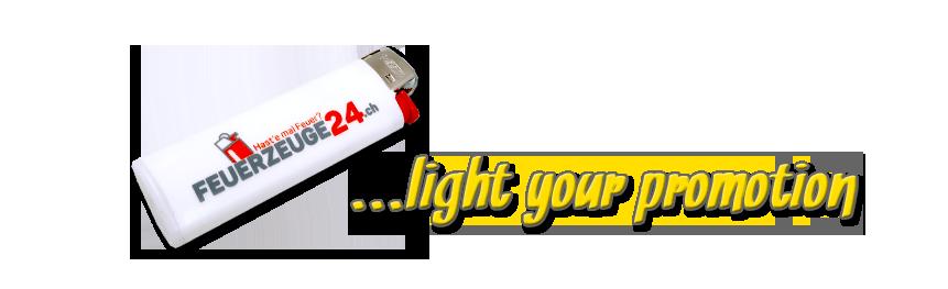 Feuerzeuge von BiC mit Druck bestellen